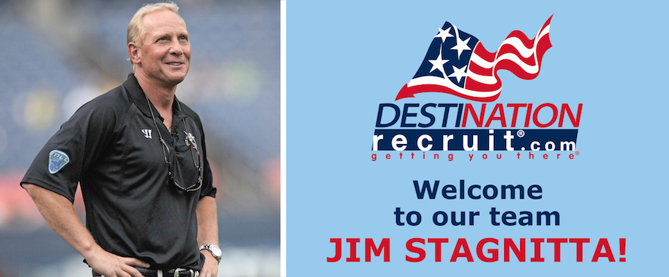 Jim Recruit Welcome Slide