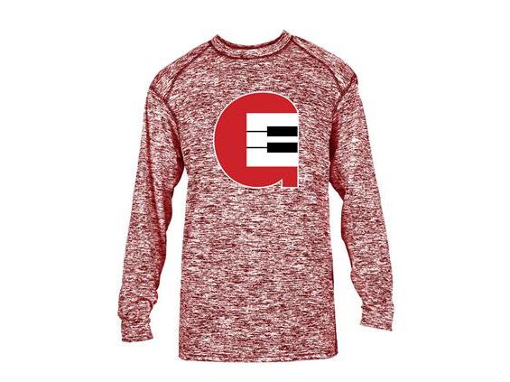 Red Blend Long Sleeve