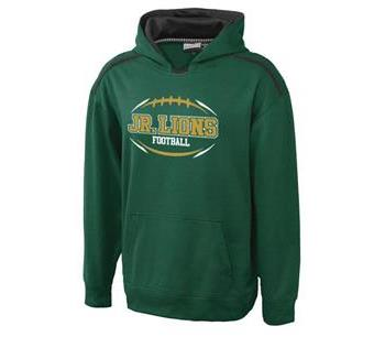 Jr. Lions Football Performance Hoodie