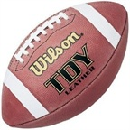 Wilson TDY Official Youth Game Ball