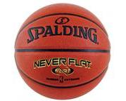 Spalding NeverFlat Composite Basketball