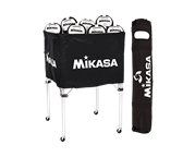 Mikasa Collapsible 24 Ball Classic Cart