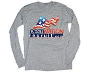 Destination Recruit Long Sleeve T-Shirt