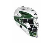All-Star System 7 Adult White 2-Tone Catcher's Helmet