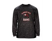 Badger L/S Black Heather