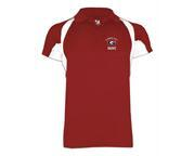 Badger Red Women's Polo