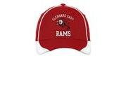 San Mar New Era Red Ram Cap