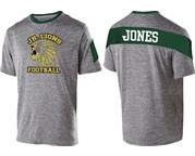 Jr. Lions Football Performance T-Shirt