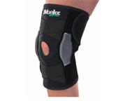 Mueller Green Adjustable Hinged Knee Brace