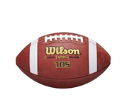 Wilson TDS Leather NFHS Football