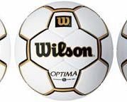 Wilson Optima Soccer Ball