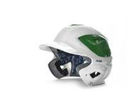All-Star System 7 White 2-Tone UltraCool Batter's Helmet