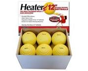 "Heater 12"" Real Softballs"