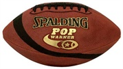 Spalding Pop Warner Leather Junior Game Ball