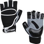 Cutters C-Tack Half Finger Lineman Glove - Men's