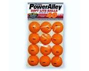 Power Alley 40 MPH Lite Balls