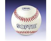 JUGS Softie Genuine Leather Practice Baseballs