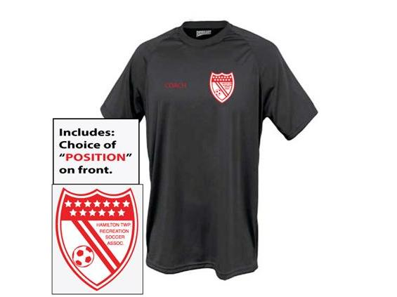 Coaches Performance Shirt