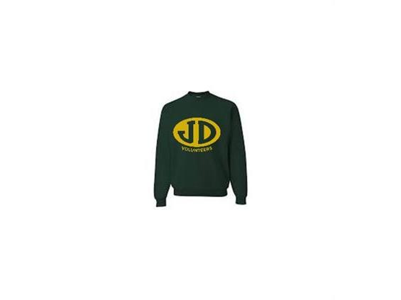 JD-VOLS-FLEECE CREW SWEAT