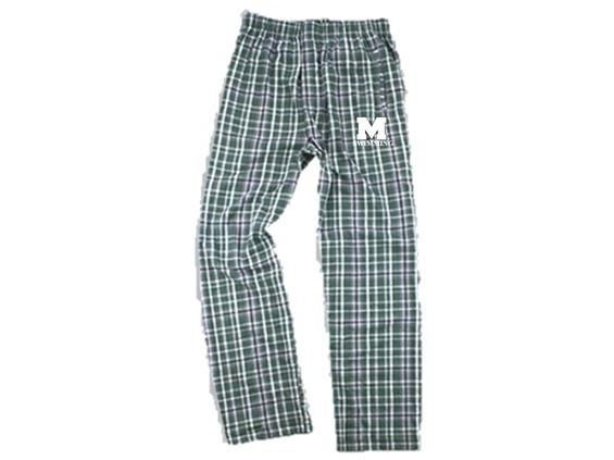 Flannel PJ Bottoms