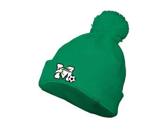 Mainland Pom-Pom Knit Hat