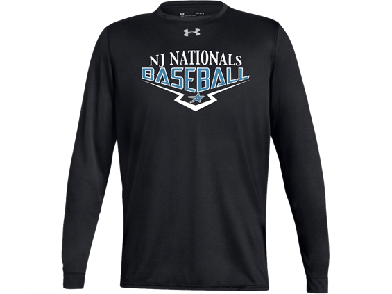 Adult Under Armour Long Sleeve Performance Shirt