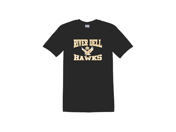 RD Hawks Traditional Tee