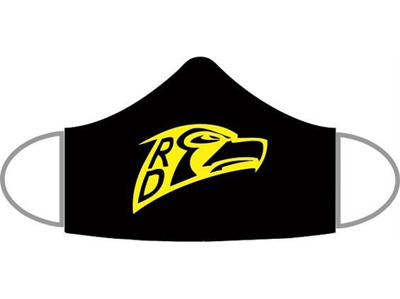 River Dell Hawks Facemask