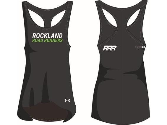LADIES UNDER ARMOUR TEAM SINGLET