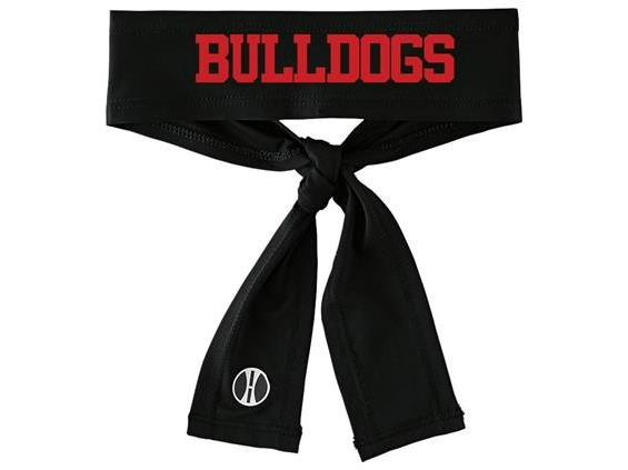 Bulldogs Headband