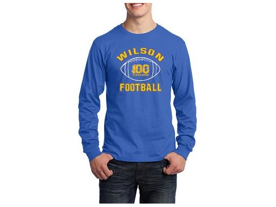 Warriors Football L/S Shirt