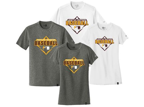 Warrior Baseball New Era S/S Tee