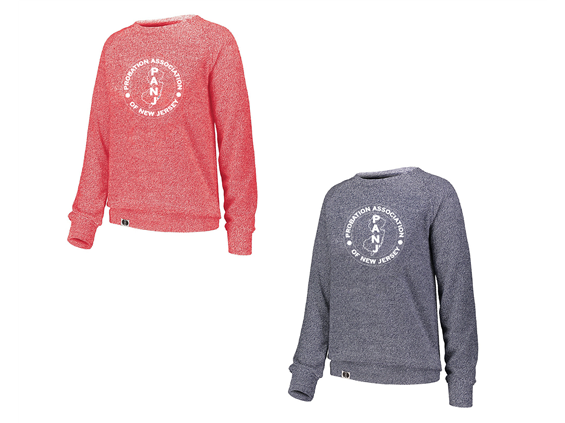 Ladies Cuddly Crewneck