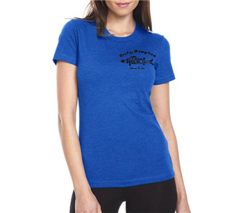Lady Barracuda Crew Tee