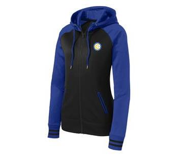 Chesterfield Ladies Full Zip Hoodie