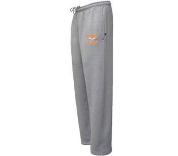 Unisex Open Bottom Sweatpants