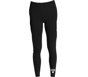 Ladies Performance High Waisted Leggings