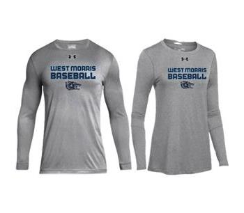 Long Sleeve Under Armour Performance T-Shirt