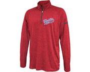 1/4 Zip Pullover (Red or Navy)