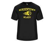 Bordentown Blaze Youth S/S Performance T-Shirt