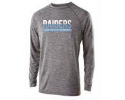 Heathered Performance Long Sleeve T-Shirt