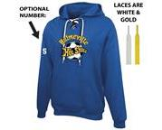 Hot Shots Hoodie with Laces