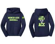 "Aces ""I Am Built To Be An Ace"" Hoodie"