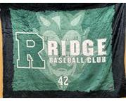 RBC Sublimated Blanket