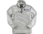 Womens & Girls 1/4 Zip Sherpa