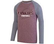 Stateliners Football L/S Performance T-Shirt