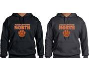 MNHS Paw Hoodie