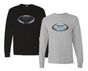 Mahwah Jr Football Longsleeve Tee