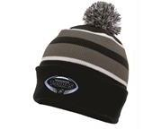 Mahwah Jr Football Pom Beanie