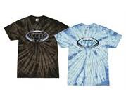 Mahwah Jr Football Tie Dye Tee